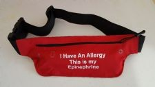 """I Have an Allergy"" Fanny Pack"